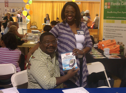 Miami Beach Convention Health Fair